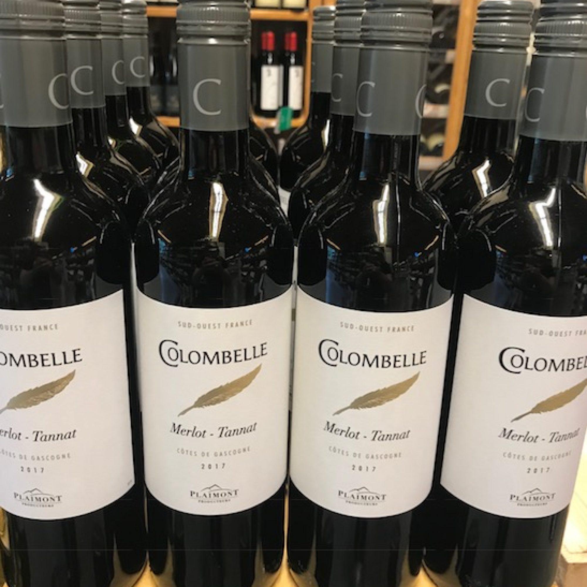 Colombelle Merlot-Tannat
